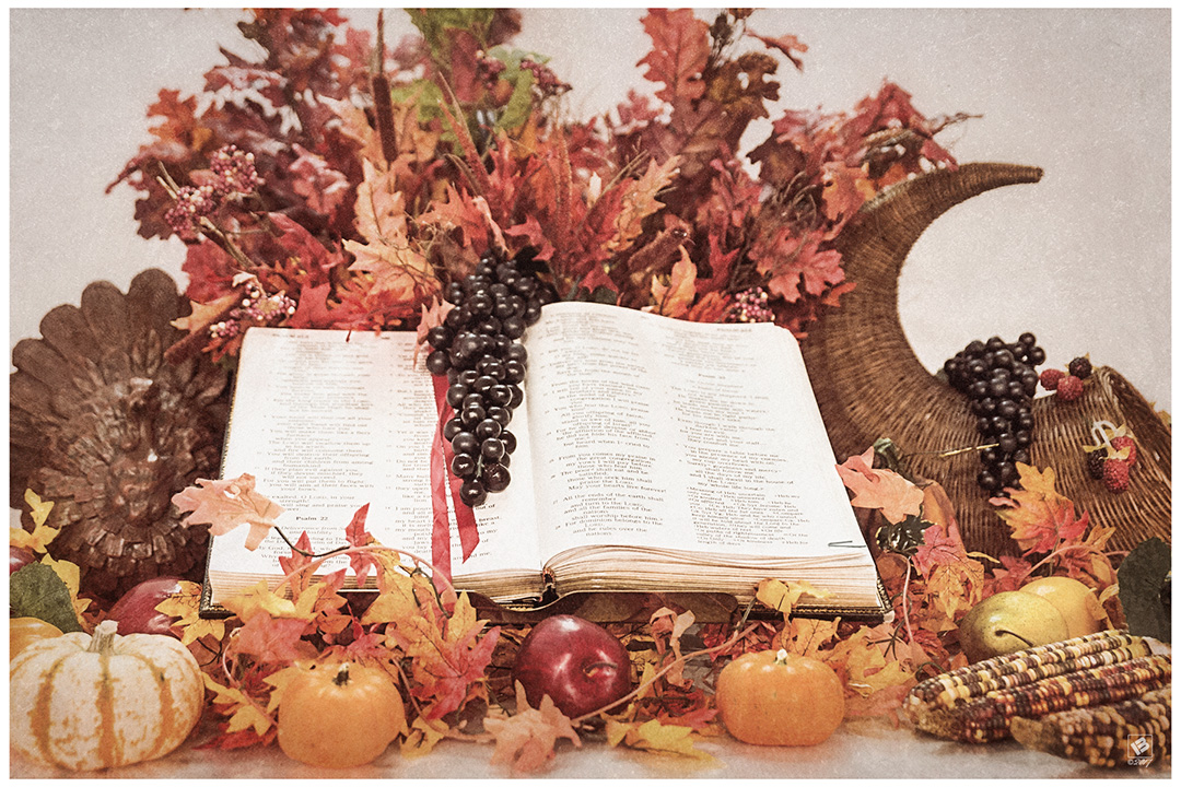 Thanksgiving Alter Table